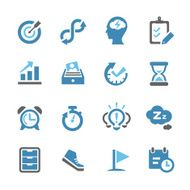 Productivity Icons - Conc Series N2