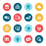 Shopping Icons N26