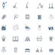 Cleaning Icons N6