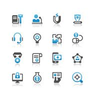 Business Icon Set N107