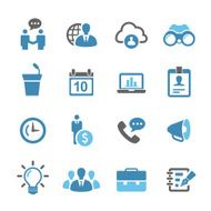 Business Icons - Conc Series N2