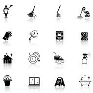 Cleaning Icons N7