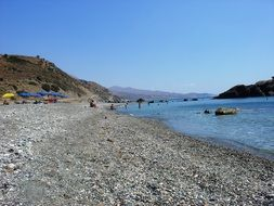Greece Ð¡rete summer holidays