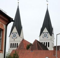 Willibaldschor cathedral