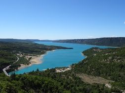 gorge du verdon in france
