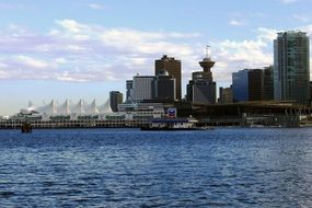 british columbia place, vancouver