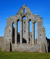 ruined abbey gothic
