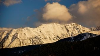 wonderful tatry mountains