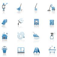 Cleaning Icons N8