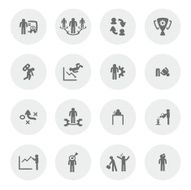 Businessman Concept Icon N8
