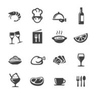 Restaurant Icons - Acme Series