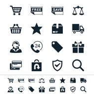 E-Commerce Icons N8