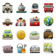 Deluxe Icons - Travel N2