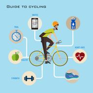 Bicycle infographic