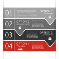 Modern vector template for your business project N24