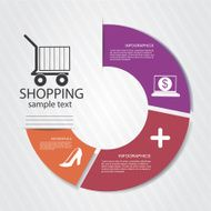 Shopping online concept N3
