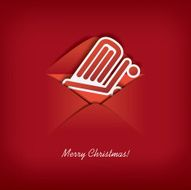 Christmas sales vector illustration N7