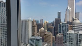tall buildings in chicago