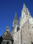 ulm cathedral steeple