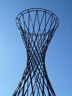 monument in the form of a hyperboloid in Munich