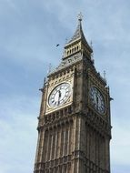 Main attraction of London Big Ben