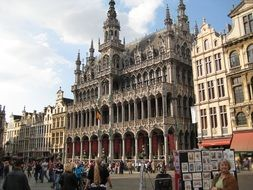 belgium brussels city