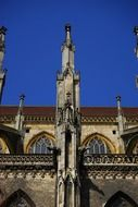 Ulm Cathedral tower