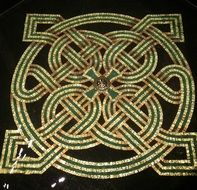celtic irish design