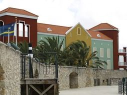 rif fort willemstad curacao