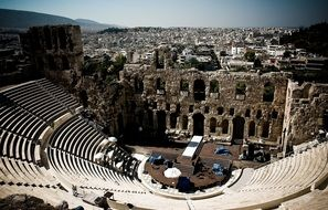 amphitheater greece
