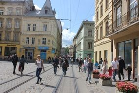 lviv city, ukraine