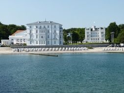 Hotel on the Baltic Sea