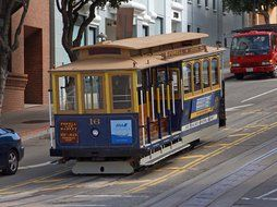 tram to san francisco
