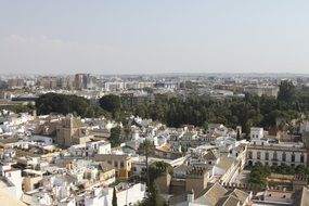 city Seville Spain Andalusia