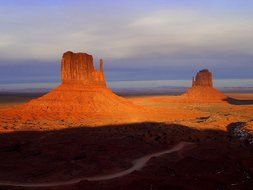 great monument valley arizona usa