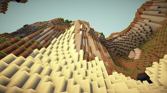 blocks of minecraft