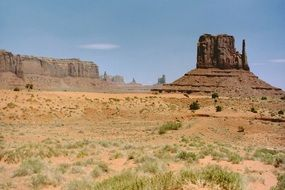 buttes monument valley