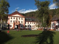 Town Hall in the Black Forest