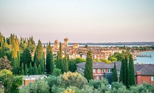 trip to lake garda sirmione italy
