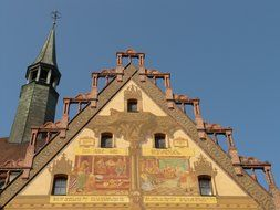 House and Town Hall, Ulm, Germany