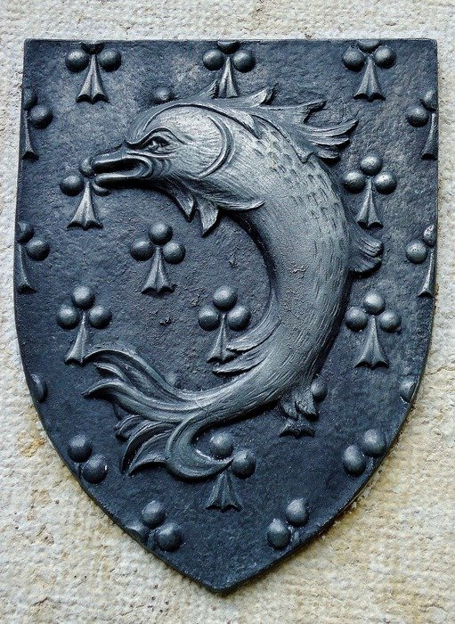 coat of arms iron