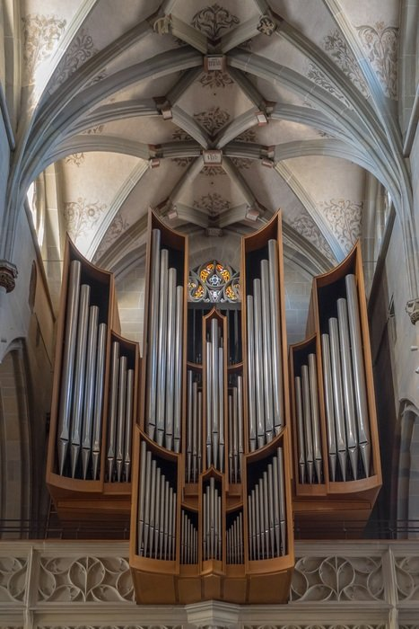 sound of church organ
