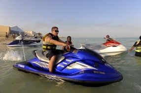 jetski watercraft fun recreation