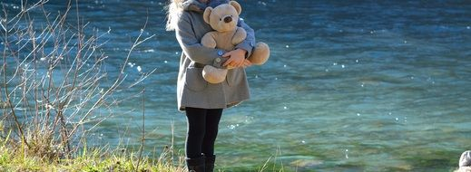 child bear teddy