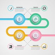 Business infographics N75