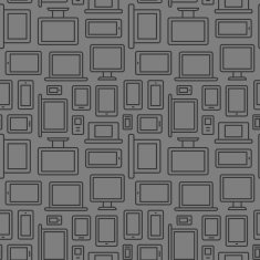 Devices seamless pattern