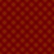 Seamless Red Fabric Tartan Background Vector N2
