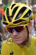 Chris Froome champion