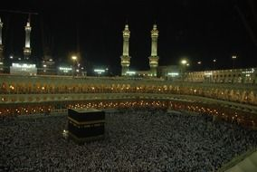 mecca hajj people