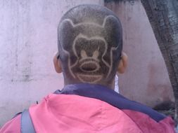 mickey mouse hair